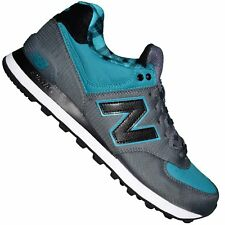 NEW BALANCE - BASKET SNEAKERS - HOMME - ML574FTG - GRIS TURQUOISE NEUF