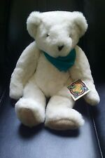 Vintage Vermont Teddy Bear With Tags and Free Shipping!!!