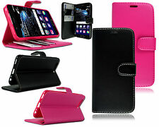 For ZTE Blade A512 - PU Leather Flip Wallet Book Case Cover
