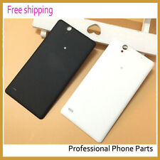 Replacement Battery Door Back Cover Case w/ NFC for Sony Xperia C4 / C4 Dual