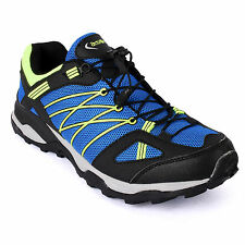 Action Shoes Action Sports Men's Sports Shoes (1902-Royal-Yellow)