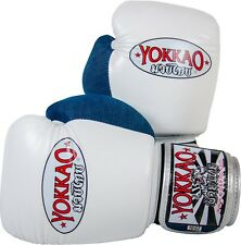 Guantoni YOKKAO BOXING DENIM jeans muay thai gloves thaiboxing kickboxing boxing