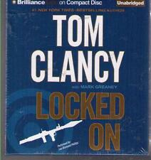 BRAND NEW !! Locked On by Tom Clancy (2011) CD Complete & Unabridged 15 Cds !!