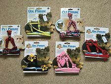 Pet Puppy Dog Small Harness & Lead Set, Yorkshire Terrier, Chihuahua, Cats