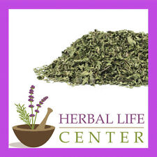 Peppermint Leaf Cut Sifted Herb Organic Kosher Whole Dried (Mentha Piperita)