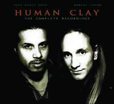 Complete Recordings - Human Clay (2017, CD NUEVO)2 DISC SET