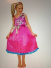 Barbie Fashion Princess Fancy Dress Costume Girls Child Infant Outfit 3 to 5 Yr