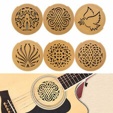 Acoustic Guitar Feedback Buster Soundhole Cover Sound Buffer Hole Protector