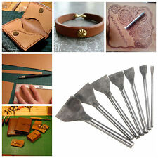 Leather Craft Tools Slot Punches Straight Punch DIY Hand Work Tool
