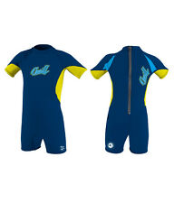 Oneill UV-Shirt Rashvest Ozone Toddler Boys deep sea yellow sky