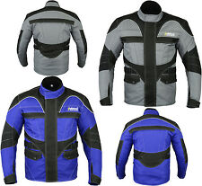 Cordura Textile Armoured Motorbike Motorcycle Racing Sports Jacket CE Approved