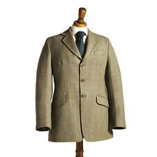 Caldene Traditional Mens Derby Tweed Jacket