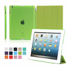 Smart Magnetic Leather Stand Case Cover For Apple iPad 4 3 2 Air 2 Mini 4/ Air 5