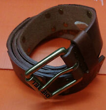 Branded Export Surplus High Quality Formal / Casual Leather Brown Belt For Boy's