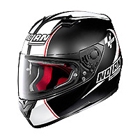 NOLAN Casco Integrale N64 MOTO GP 90 FLAT BLACK