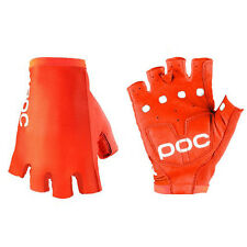 POC AVIP Glove Short Orange with Orange Palm