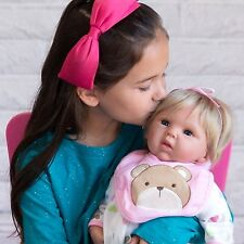 19 inch Baby Doll That Looks Realistic & Lifelike Reborn Girl Baby Doll