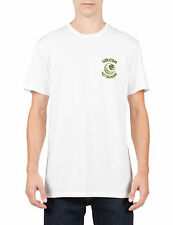 Volcom Tetsunori Short Sleeve T-Shirt in White