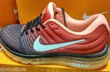 Imported Nike Airmax Shoes Air Max 2017 Shoes for Men Red Black