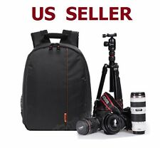 Universal Waterproof DSLR Camera Backpack Shoulder Bag Case For Canon Nikon Sony