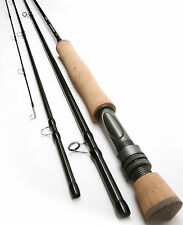 Daiwa Wilderness 4 Piece Travel Fly Rod**All Sizes**Trout Salmon Game Fishing