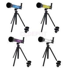 20/40/60X Refractor Astronomical Telescope Astronomy Science Learning Xmas Toys