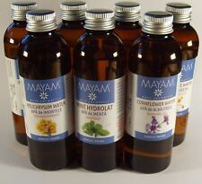 100% pure Hydrosol floral water, Organic plant therapy 100 ml free shipping