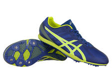 Mens Asics HEAT CHASER Track Shoes Sprint Mid Long Distance Running Spikes