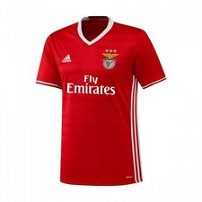Maglia adidas SL Benfica Home 2016-2017 Red-White