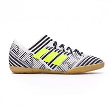 Scarpa da calcetto adidas Jr Nemeziz Tango 17.3 IN White-Solar yellow-Core black