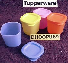 Tupperware - CUBIX - square 110ml / rectangle 250ml / combo-very useful, elegant