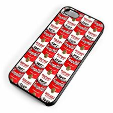 Andy Warhol Campbells Soup Cans Pop Art Pattern iPhone Range Phone Cover Case