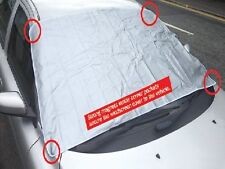 Magnetic Windscreen Cover Frost ICE Snow Protector for PEUGEOT 308 CC