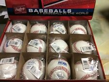 1 dozen 12 New Rawlings Official NCAA Championship Baseballs NIB