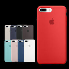 Soft Silicone Case Cover for Apple iPhone 6/ 6S Plus Protective Case ,