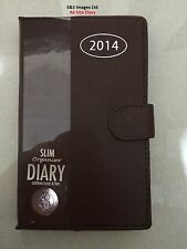 Old Diary 2014 All size Week To View WTV & Page a day Hardback Cover Home Office