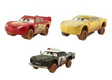 Official Disney Cars 3 Crazy 8 Single Vehicles **NEW**