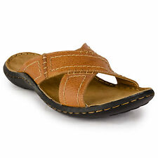 Action shoes Nobility Men Slippers 5773-4-YELLOW