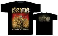 Official Licensed - Kreator - Phantom Antichrist T-Shirt Müll Metall