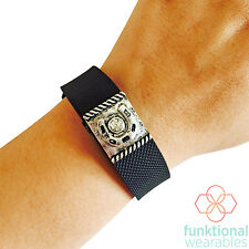 LUCKY HORSESHOE Charm to Accessorize a Fitbit or Other Fitness Activity Tracker