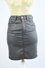 Guess GUESS LOS ANGELES JEAN SKIRT Black
