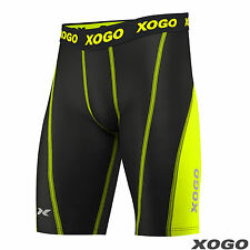 Pro Men's Boy's Compression Armour Base Layer thermal Sports Shorts Under Skins