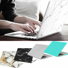 Marble Hard Shell Case 8 Colors for Apple Macbook Air Pro 11 13 15 Inch Retina