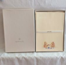 Hallmark - Teddy Bear Stationary  - New In Box