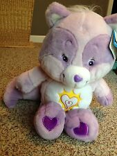 Care Bears Cousins Bright Heart Raccoon Baby Plush Toy