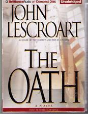 Brand-New ! The Oath by John Lescroart (2012) CD Complete & Unabridged