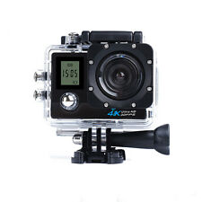 0221 HDKing K1 4K WiFi Sports Camera 1080P 2.0 LCD HD 30m Waterproof DV Video Sp