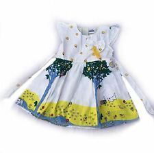 Cool Baby Girls Dresses Children Kids Princess Party Frock|Birthday Age 1-6 Y
