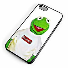 Kermit The Supreme Frog PopArt NYC Muppets Cartoon iPhone Phone Range Cover Case