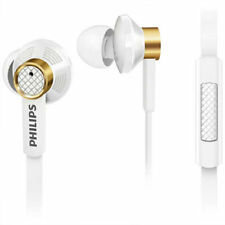 Philips TX2 Earphone Handsfree Headphone Stereo Sound With Mic 3.5mm Jack